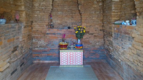 Cham Towers Prayers Room