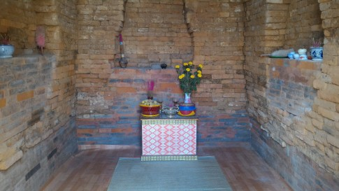 Cham Towers Prayers Room